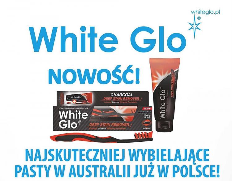 WhiteGlo już w Polsce!