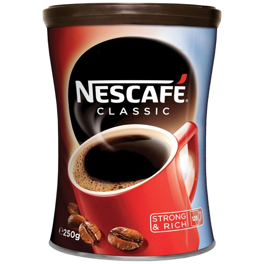 Kawa Nescafe Classic 250g Puszka Chemia Gospodarcza Z Niemiec
